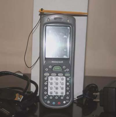 Recolector De Datos Movil Inventario Honeywell Dolphin 7600