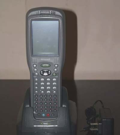 Recolector De Datos Movil Inventario Honeywell Dolphin 9900