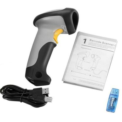 Lector CT-10 Barcode Scanner Inhalambrico